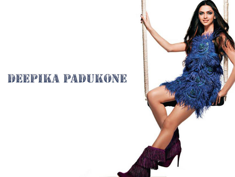 Deepika Padukone Sexy Dressing Wallpaper