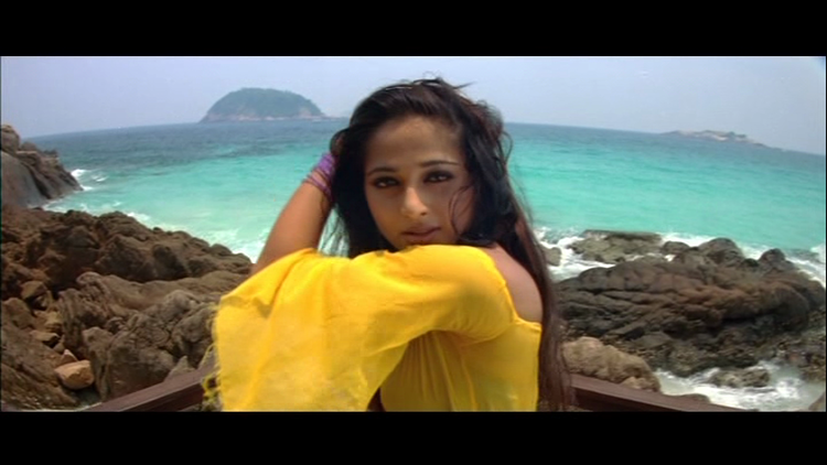 Anushka Shetty Hot Photo On Beach
