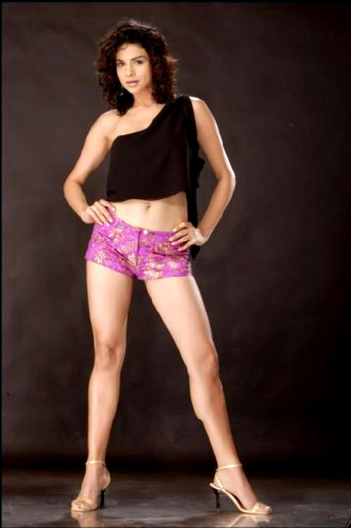 Gul Panag Sexy Pose For Photo Shoot