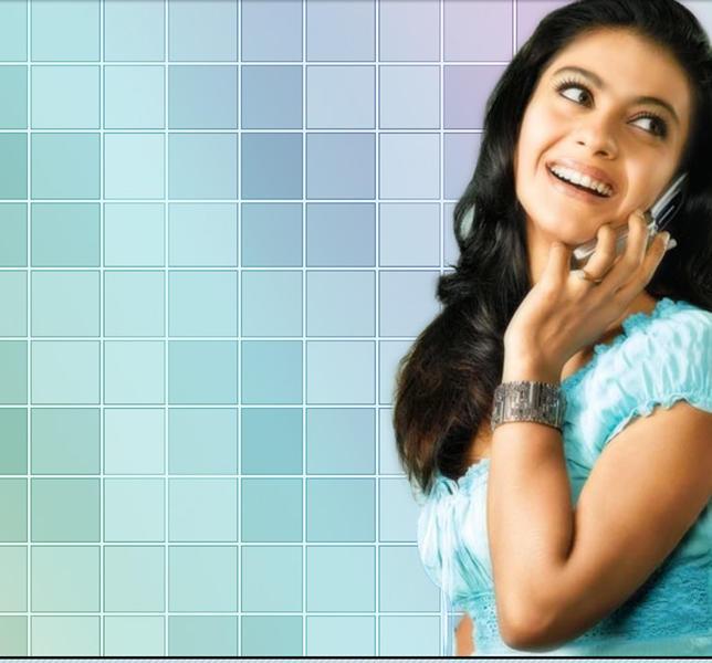 Kajol Devgan Latest Sweet Look Wallpaper