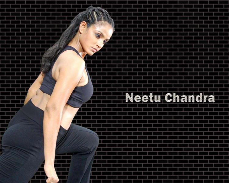 Neetu Chandra Hot Wallpaper
