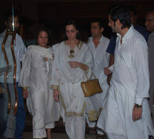 Fardeen Khan and Suzanne Comes Together