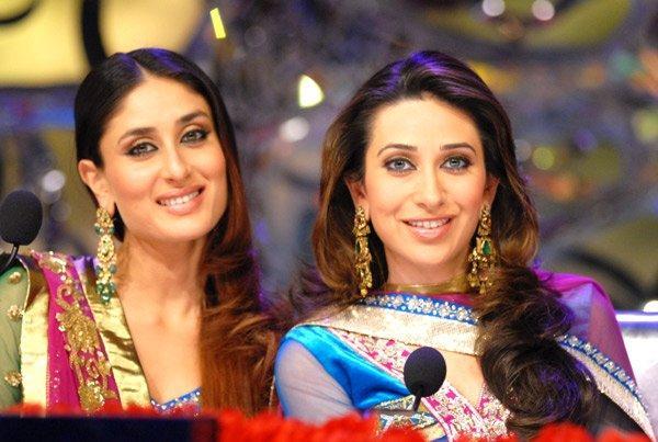 Karishma and Kareena Looking Gorgeous