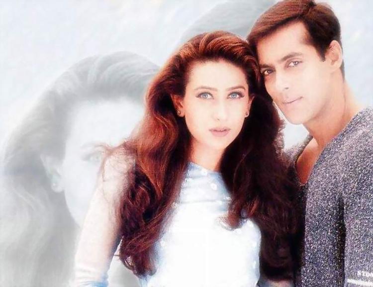 karishma and Salman Latest Still