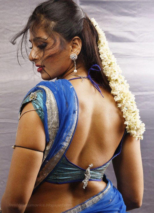 Anushka Shetty Hot Vaanam Movie Stills With Blue Color Dress