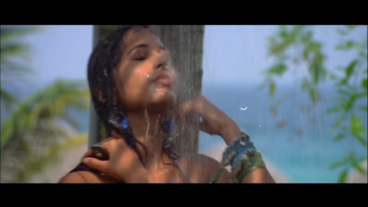 Anushka Shetty Wet Swim Still