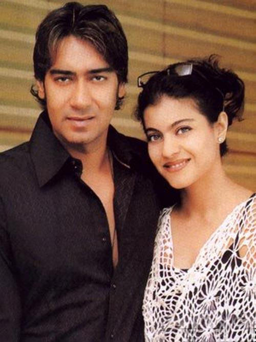 Ajay Devgan and Kajol Beauty Still