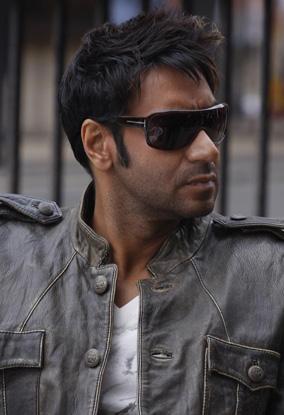 Ajay Devgan Angry Face Still