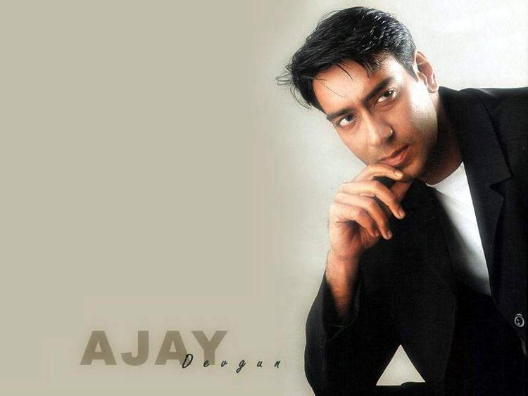 Ajay Devgan Cool Looking Wallpaper