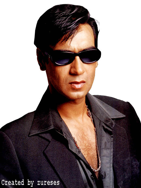 Ajay Devgan Hot Glamour Wallpaper