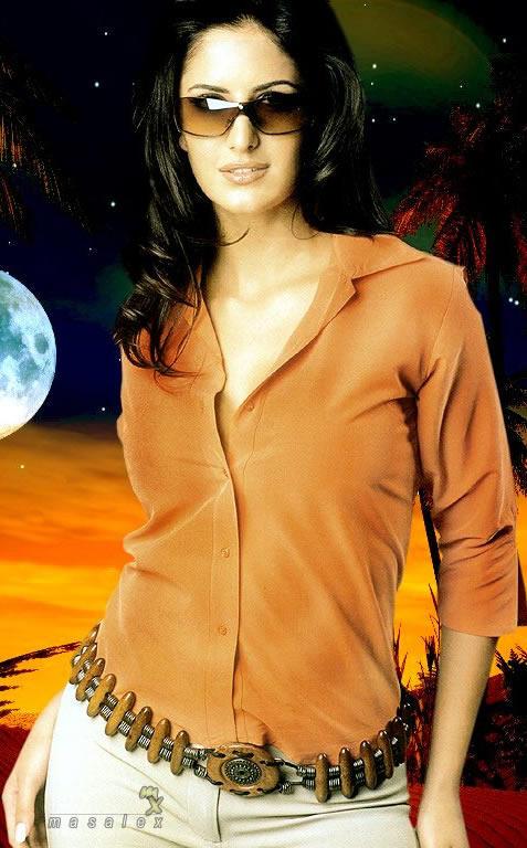 Katrina Kaif Hot Stylis Wallpaper