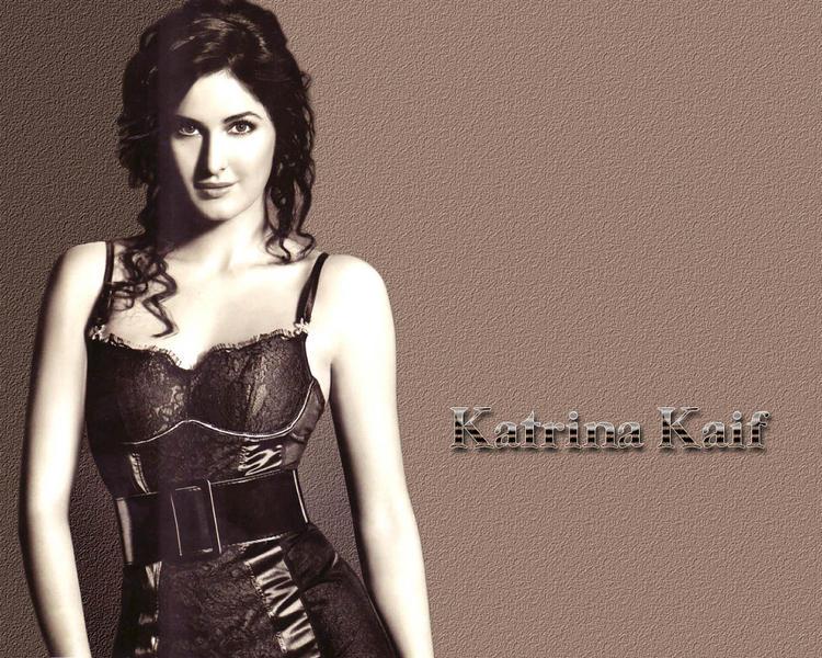Katrina Kaif Sexy Look Wallpaper