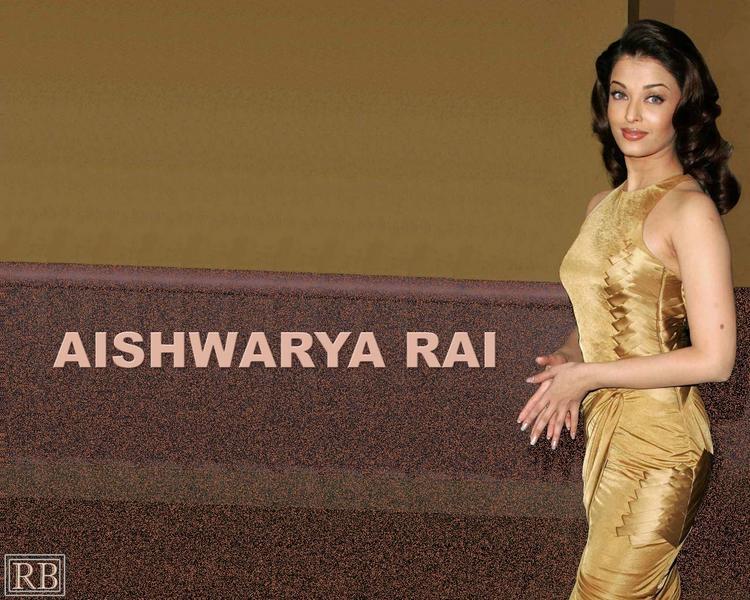 Aishwarya Rai Sexy Dress Nice Look Wallpaper