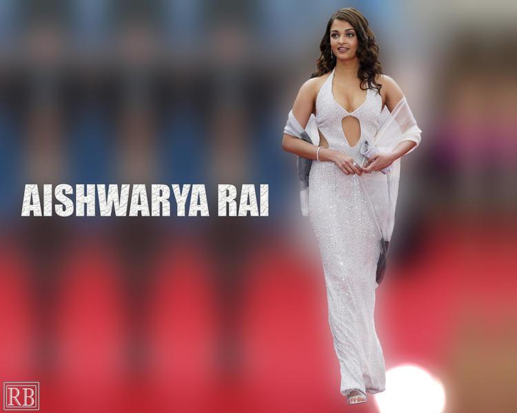 Aishwarya Rai Sexy Dress Wallpaper