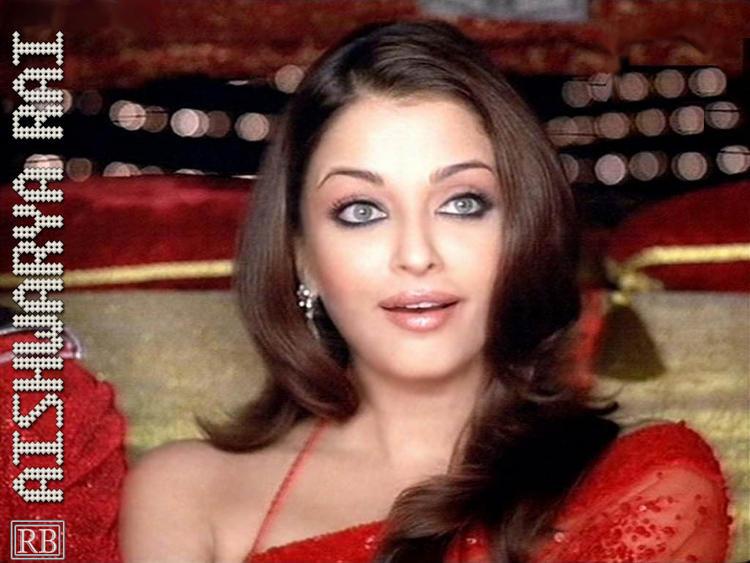 Aishwarya Rai Shocking Face Look Wallpaper