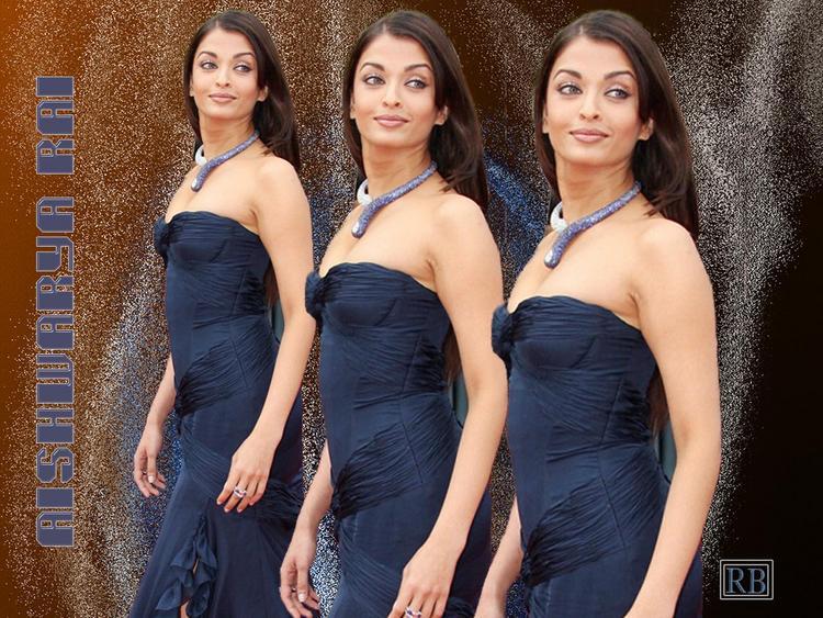 Aishwarya Rai Sleeveless Dress Fresh wallpaper