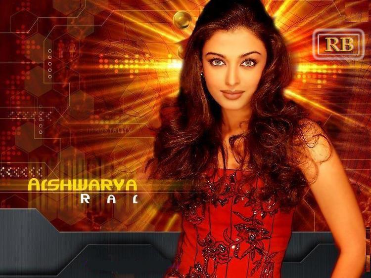 Aishwarya Rai Sweet Gorgeous Wallpaper