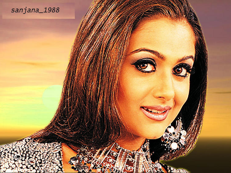 Amrita Arora Sweet Looking Wallpaper