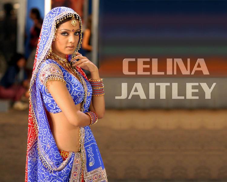 Celina Jaitley Beautiful Look Wallpaper