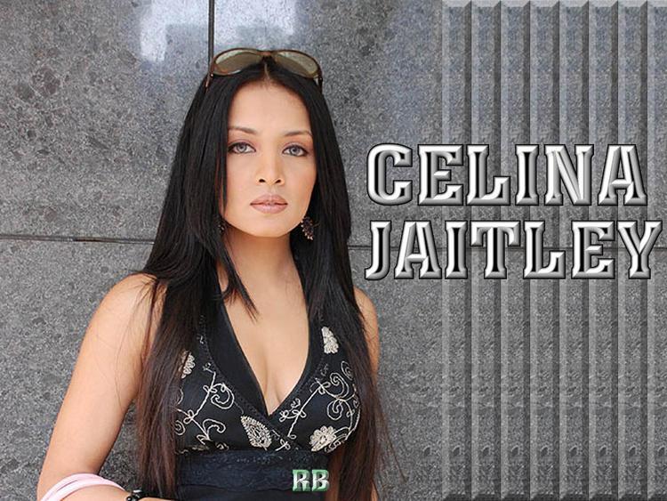 Celina Jaitley Hot Glory Face Wallpaper