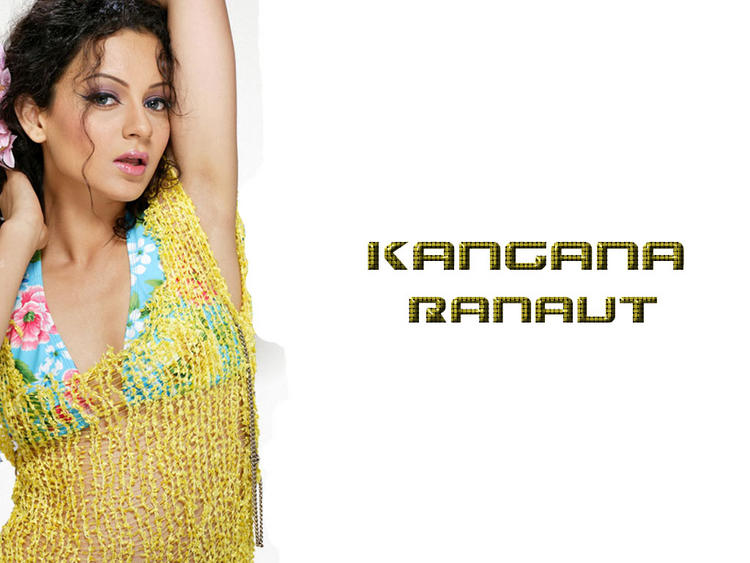 Kangana Ranaut Beautiful Wallpaper