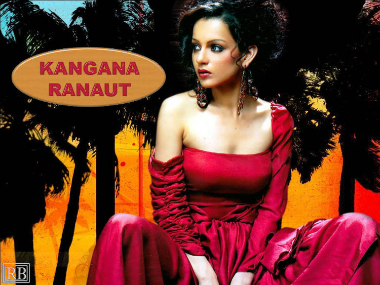 Kangana Ranaut Hot And Gorgeous Wallpaper