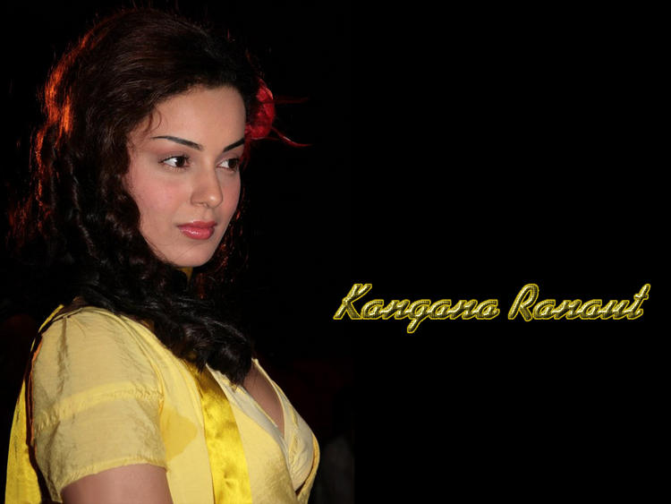 Kangana Ranaut Nice Looking Wallpaper