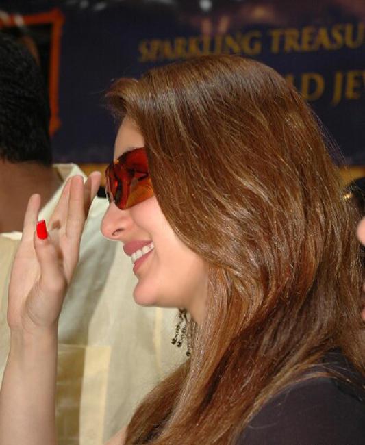 Kareena Kapoor Brown Hair Gorgeous Pic
