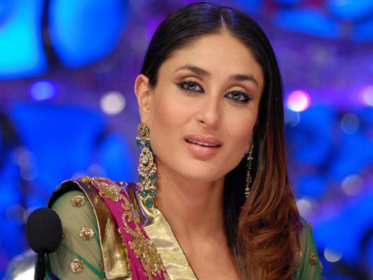 Kareena Kapoor Sexy Eyes Look Still