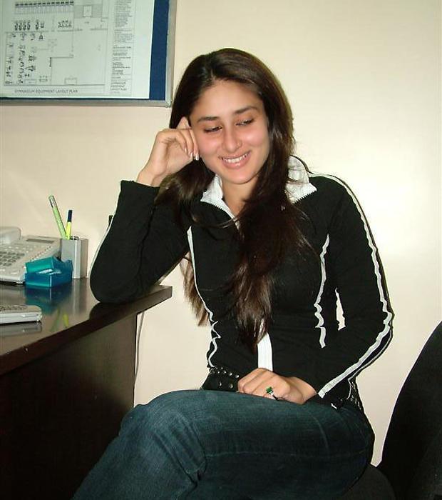 Kareena Kapoor Sweet Smile Pic