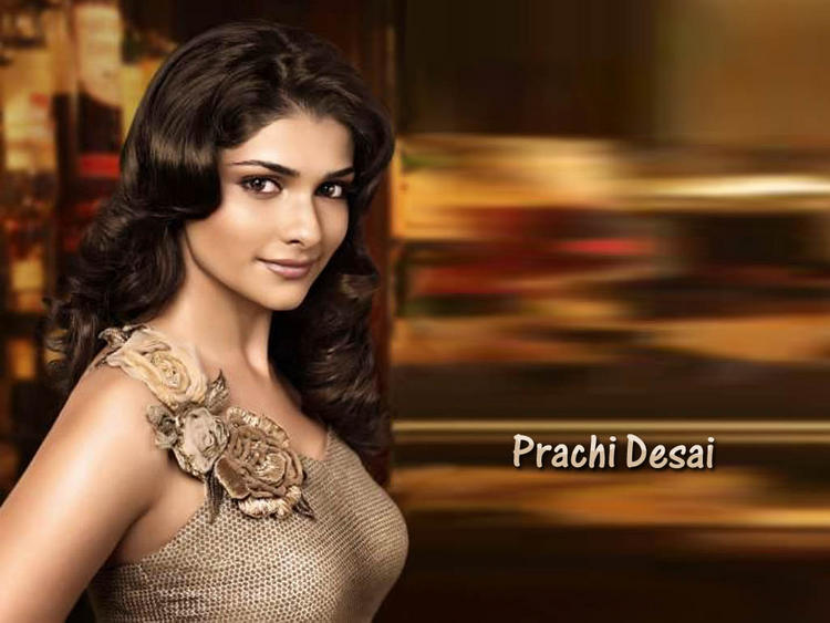 Prachi Desai Romantic Face Look Wallpaper