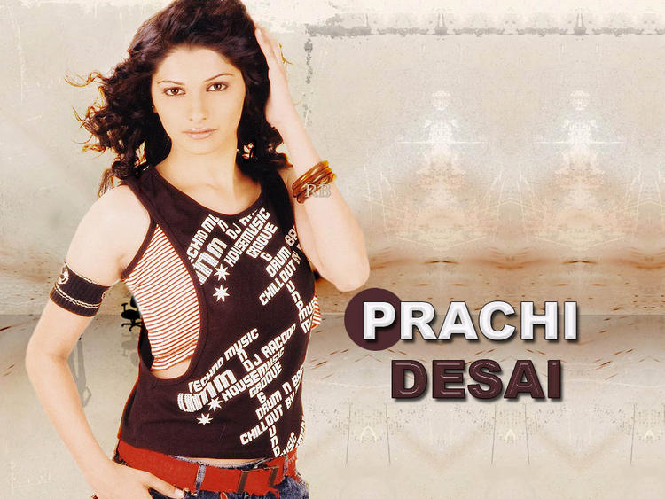 Prachi Desai Sexy Look Wallpaper