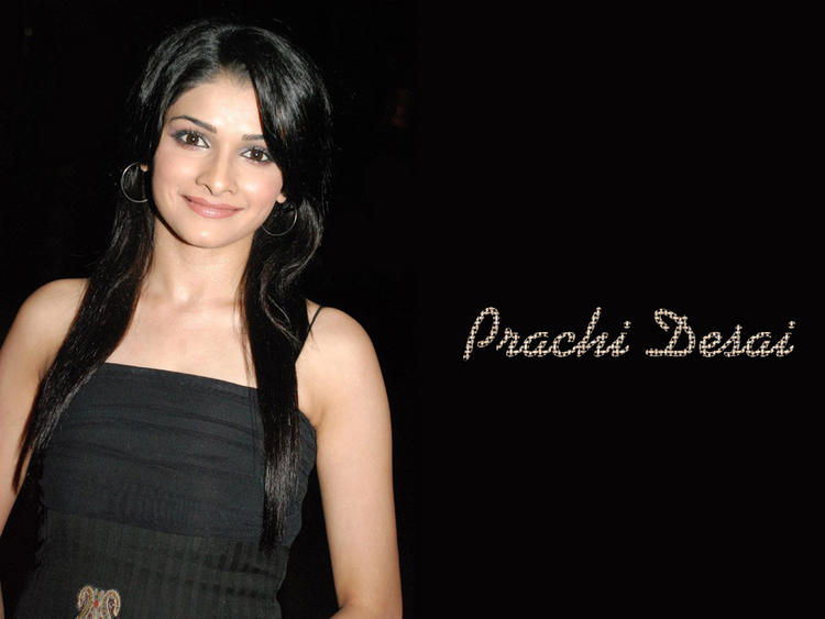 Prachi Desai Sleeveless Dress Glorious Wallpaper