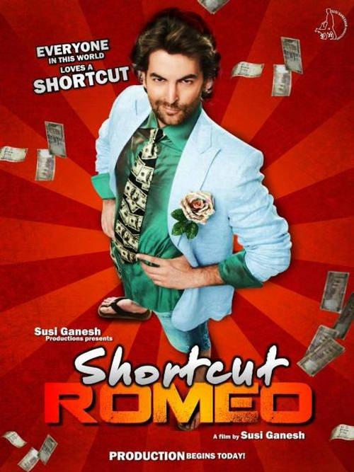 Neil Mukesh Shortcut Romeo Poster