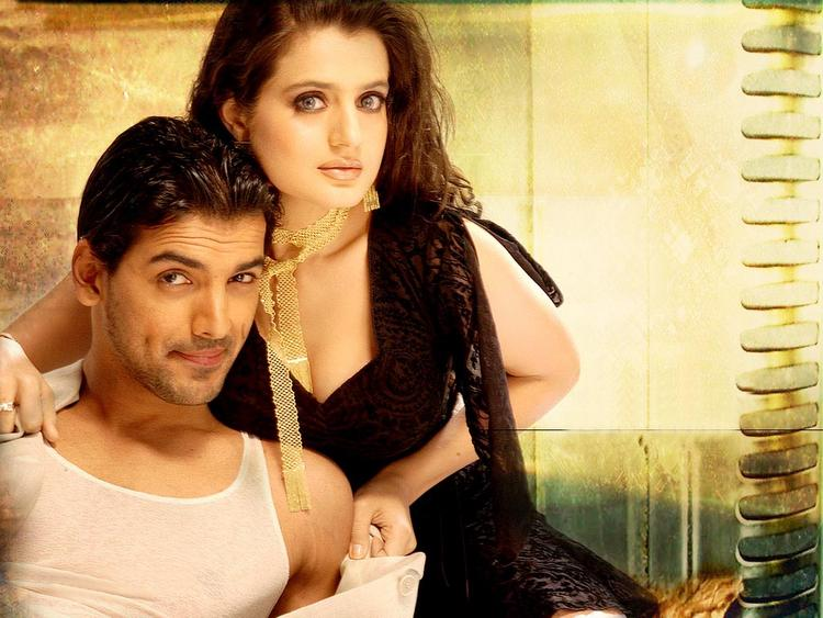 Amisha Patel with John Abraham latest Still
