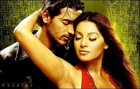 John and Bipasha Romance Still