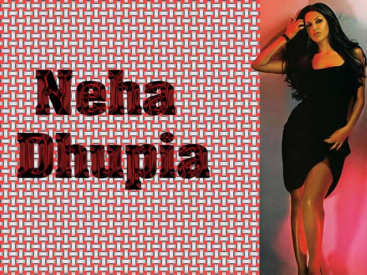 Neha Dhupia Hot Sexy Wallpaper