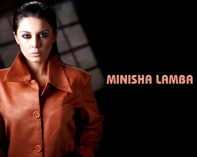 Minissha Lamba Hot Look Wallpaper