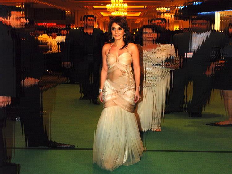 Minissha Lamba Sexy Gown Gorgeous Pic