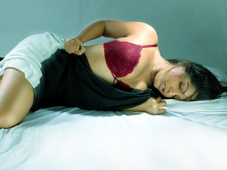 Bold Meghna Naidu Hot Pics