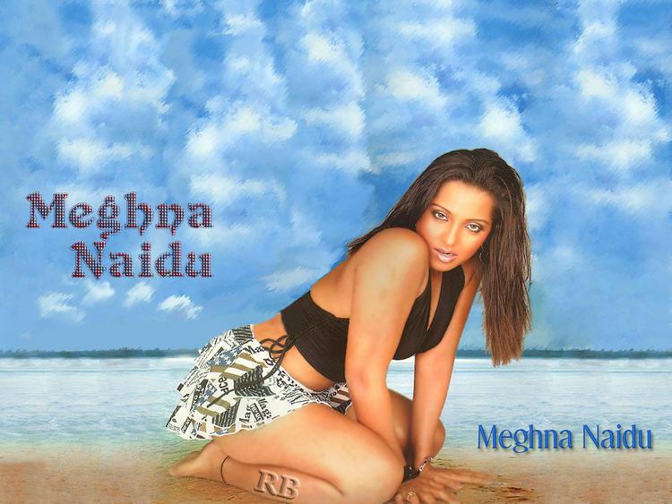 Meghna Naidu Boldest Wallpaper