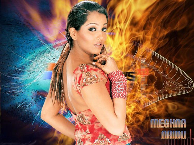 Meghna Naidu Glamorous Wallpapers