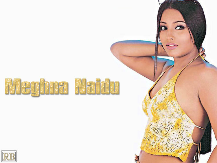 Meghna Naidu Hottest Wallpaper