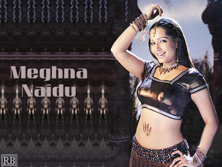 Meghna Naidu Nice Smile Face Look Wallpaper