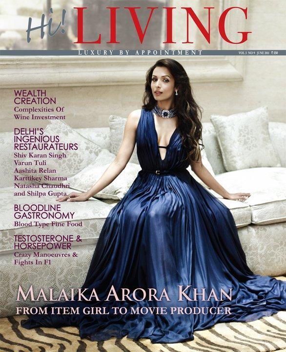 Malaika Arora Khan Amazing Gown Latest Pic