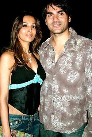 Malaika Arora Khan and Arbaaz Khan Glamour Still