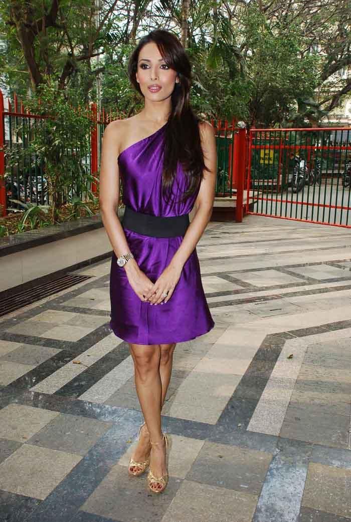 Malaika Arora Streax Hair Pro Straightener Launch Picture