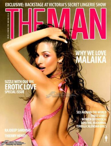 Malaika The Man Photo Shoot