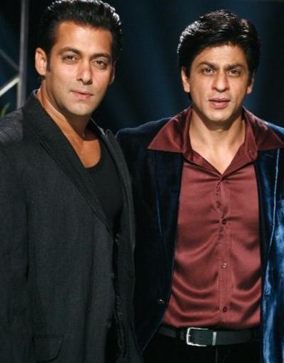 Salman Khan and SRK Beauty Still