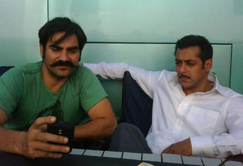 Salman Khan With Arbaaz